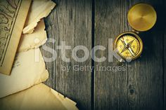 Antique compass over wooden background royalty-free stock photo Wooden Background, Wood Watch, Compass, Antique Brass, Royalty Free Stock Photos, Antiques, Wooden Clock, Antiquities, Antique