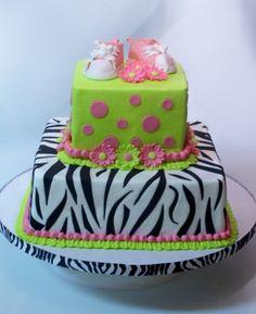 @ FRAND!! Zebra Baby Shower on CakeCentral.com