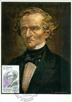 Timbre : 1983 H. Berlioz 1803-1869 | WikiTimbres
