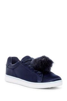 8eff7d144ba Baabee Faux Fur Pompom Sneaker by Madden Girl on  nordstrom rack Designer  Shoes