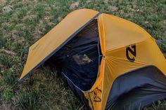 Nemo's 1.75-pound Hornet Elite 2P is shockingly livable for an ultralight shelter