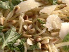 Pasta with Unpestoed Pesto Recipe : Nigella Lawson : Food Network