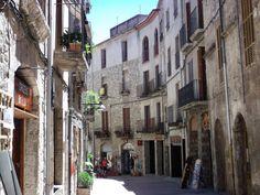 Besalu-calle-mayor-don-viajon-medieval-espana