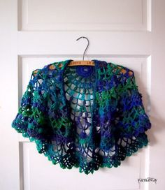what shawl I make?   yarnaway: a crochet scrapbook