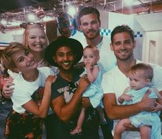 #TBT First group photo of when the #HarrisTwins became part of the Wheeler family! ☺️ Be sure to tune in June 1st for the @babydaddytv Summer premier only on @freeform!!