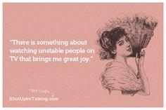 E-cards | Shut Up Im Talking