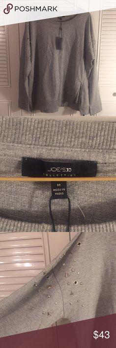 Joe's collection sweater, size M, new Joe's collection sweater, size M, new Joe's Jeans Sweaters