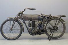 Thor 1912 CR 4HP 488cc