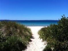 Best Sydney Weekend escapes (image is Callala Beach Jervis Bay)
