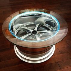 Amazing coffee table, would look brilliant in our reception