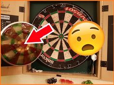 DIY GUMMY DARTBOARD!
