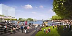 Perth Waterfront - Design Guidelines and Scheme Amendment open for public comment until June Perth, Western Australia, Planning Design Guidelines, Western Australia, Perth, Case Study, Great Places, Dolores Park, Public, How To Plan, Landscape
