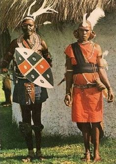 Kikuyu Couple Kenya. #Kenya #Kenyan #Kikuyu