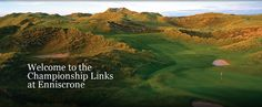 Enniscrone Golf Club, a stunning championship links course, a member of North West Golf Links & ranked in Top 15 links courses in Ireland. Golf Tour, The Championship, Donegal, North West, West Coast, Golf Clubs, Ireland, Golf Courses, To Go