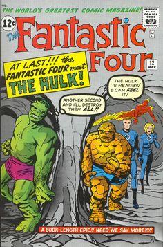 Fantastic Four no.12