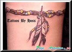 Category: Bracelet tattoo designs - Picture: Indian-style bracelet ...