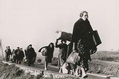 Refuxiados guerra civil española