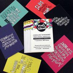 Creative Business Card Design / Made Vibrant