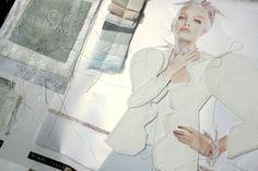 Jessica Leigh Haughton: The Colour Project, Sketchbook + Portfolio.