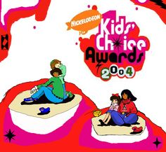 Nickelodeon Kids Choice Awards 2004 Logo part 2