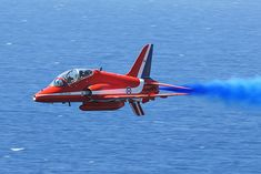 Raf Red Arrows, World Pictures, Bournemouth, Plane, Fighter Jets, Aircraft, Planes, Aviation, Airplanes