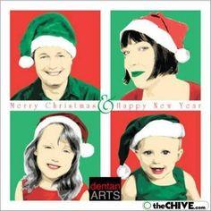 fun.family.christmas card ifeas - Google Search