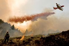 Album Archive - Fixed Wing Aircraft Operations Fire Tornado, Fixed Wing Aircraft, Wildland Firefighter, Castle Rock, Ciel, Ecology, Integrity, Firefighting, Album