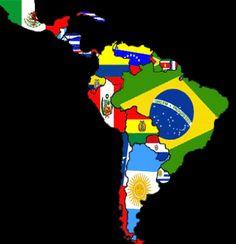 América latina unida ! - Taringa!
