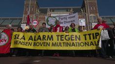 Nederland slaat #TTIPalarm