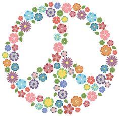 Hippie Peace, Hippie Love, Hippie Chic, Hippie Style, Peace Sign Art, Peace Signs, Dulces Halloween, Peace Tattoos, Decoupage