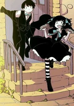 Hooky Webtoon - twins always go matching