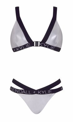 Kendall and Kylie's New Swimwear Collection