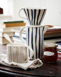 Paula Grief ceramics--yea!