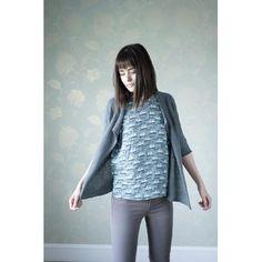 Brise Cardigan Knitting pattern by knitbot   Knitting Patterns   LoveKnitting