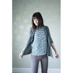 Brise Cardigan Knitting pattern by knitbot | Knitting Patterns | LoveKnitting