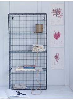 Wire Wall Rack Cox & Cox £60