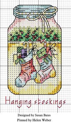 Xmas Cross Stitch, Cross Stitch Needles, Cross Stitch Cards, Cross Stitching, Cross Stitch Embroidery, Cross Stitch Designs, Cross Stitch Patterns, Christmas Embroidery, Christmas Cross