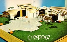The Quebec Industries Pavilion (Expo 67)