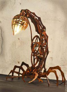 лампа скорпион