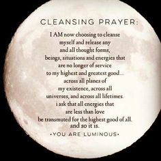 night prayer to cleanse and cut cords of negative energy Smudging Prayer, Sage Smudging, Healing Spells, Magick Spells, Wicca Witchcraft, 12 Grapes, Wiccan Spell Book, New Moon Rituals, Spiritual Cleansing