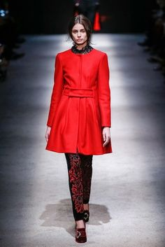 Alberta Ferretti: Milan Fashion Week Otoño-Invierno 2015/16