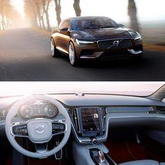 #WishlistWednesday: #Volvo #ConceptEstate