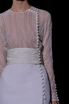 Valentino at Couture Fall 2011 (Details)