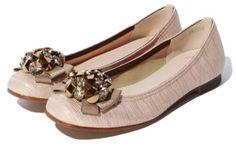 Vanitybeauty ビジューバレエ / Ballet Flats on ShopStyle