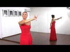 Curso: Aprende a Bailar Sevillanas con Pilar Astola: Introducción y 1º pasos. - YouTube Dance Tips, Dance Videos, Tango, Jazz, Dance It Out, Prom Dresses, Formal Dresses, Dance Class, Ballet