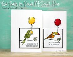 Bird Banter Birthday and Thank You