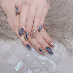 Swag Nails, My Nails, Lines On Nails, Gel Designs, Nails Inspiration, Make Up, Nail Art, Acrylics, Beauty