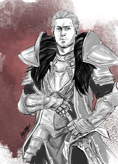 Level 3 Armor from Heroes of Dragon Age