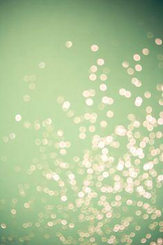 -green sparkle