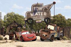 Explore Tow Mater Wallpaper on WallpaperSafari Disney Cars Characters, Disney Cars Movie, Disney Cars Birthday, Disney Cars Wallpaper, Lightning Images, Car Animation, Tow Mater, Disney Images, Disney Posters